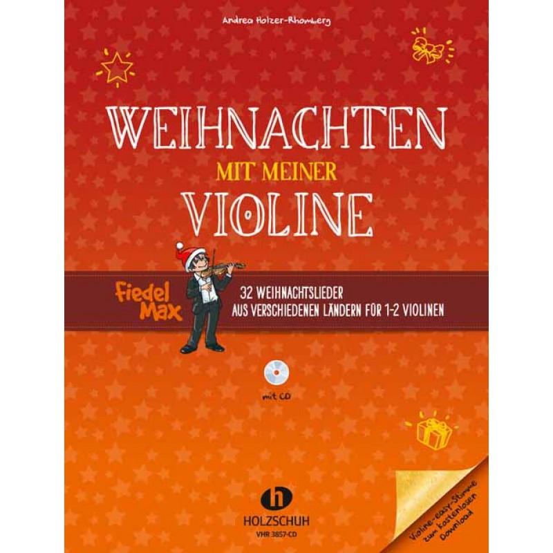 weihnachten mit meiner violine mit cd. Black Bedroom Furniture Sets. Home Design Ideas