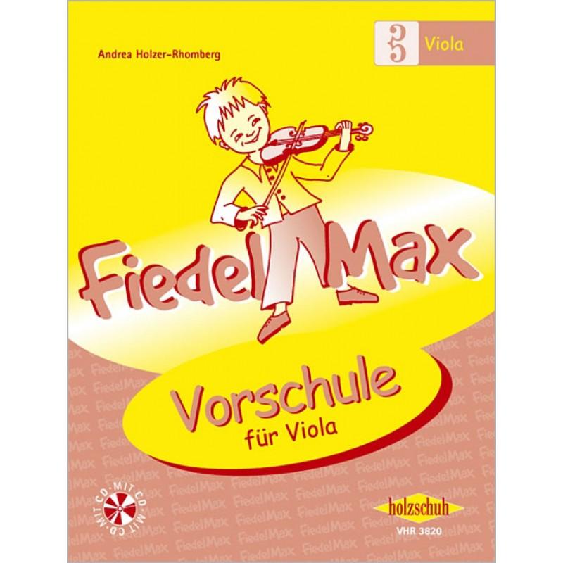 Fiedel-Max für Viola - Vorschule - Viola - Streichinstrumente