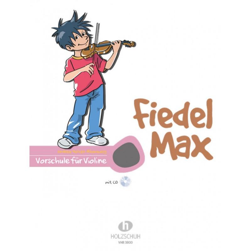 Fiedel-Max für Violine, Vorschule - Schulen - Violine ...
