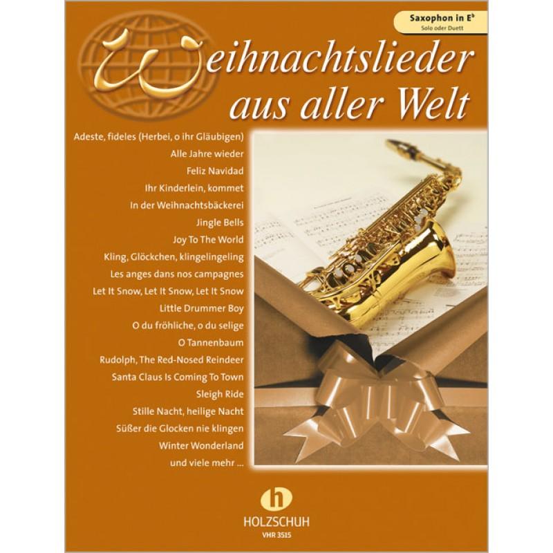 Weihnachtslieder aus aller Welt - Weihnachtsmusik