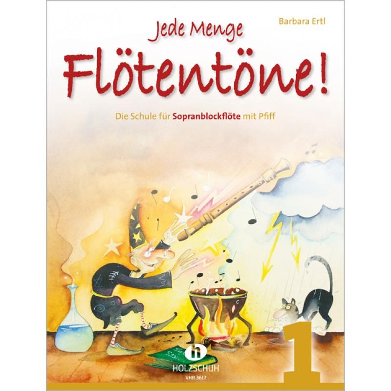 CD für 2 Sopranblockflöten Erste Weihnacht inkl Jede Menge Flötentöne Noten