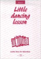 Little Dancing Lesson 3