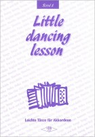 Little Dancing Lesson 8