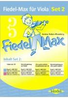 Fiedel-Max für Viola - Set 2