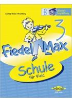 Fiedel-Max für Viola - Schule, Band 3