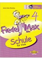 Fiedel-Max für Viola - Schule, Band 4