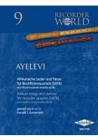 ayelevi - Afrikanische Lieder und Tänze