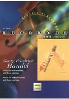 Stücke für Altblockflöte und Basso continuo