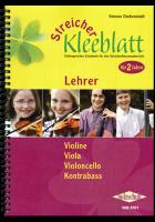 Streicher-Kleeblatt, Lehrerband