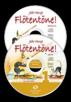 Jede Menge Flötentöne!, Band 1 (2 CDs ohne Buch)