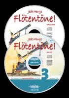 Jede Menge Flötentöne!, Band 3 (2 CDs ohne Buch)