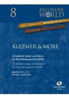 Klezmer & More - 20 jiddische Lieder