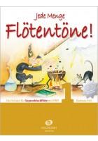 Jede Menge Flötentöne!  Band 1 (mit 2CDs)