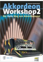 Akkordeon Workshop, Band 2
