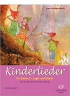 Kinderlieder für Violine und Klavier