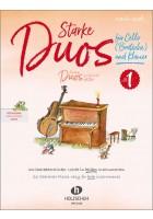 Starke Duos 1 für Cello (Bratsche) und Klavier
