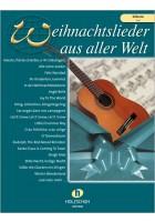 Weihnachtslieder aus aller Welt - Gitarre solo