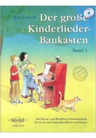 Der große Kinderlieder-Baukasten, Band 1