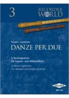 Danze per due - 4 Tanzfughetten