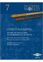 Con Italianita - Eine musikalische Reise