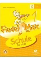 Fiedel-Max für Viola - Schule, Band 1
