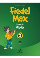 Fiedel-Max 2 Viola (mit Download)
