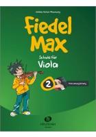 Fiedel-Max 2 Viola - Klavierbegleitung
