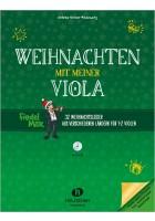 Weihnachten mit meiner Viola (mit CD)