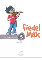 Fiedel-Max 3 Violine (mit CD)