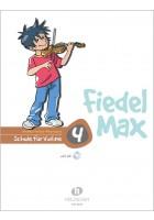 Fiedel-Max 4 Violine (mit CD)