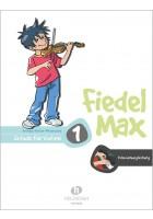 Fiedel-Max 1 Violine - Klavierbegleitung