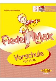 Fiedel-Max für Viola - Vorschule