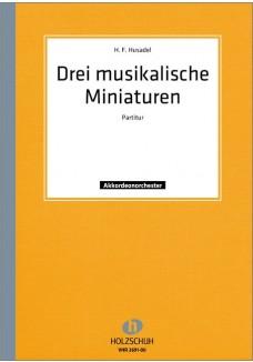 3 musikalische Miniaturen