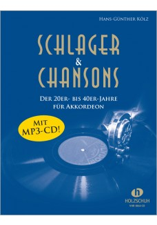 Schlager & Chansons der 20er- bis 40er-Jahre