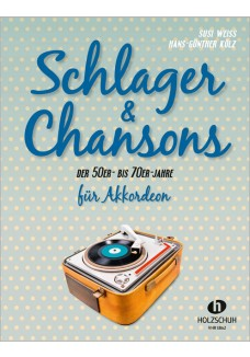 Schlager & Chansons der 50er- bis 70er- Jahre