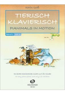 Tierisch klavierisch 1