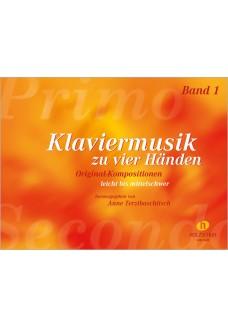 Klaviermusik zu vier Händen, Band 1