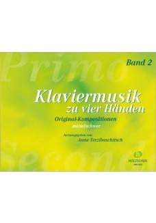 Klaviermusik zu vier Händen, Band 2