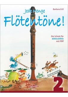 Jede Menge Flötentöne!  Band 2