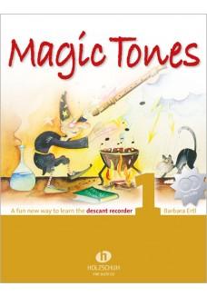 Magic Tones 1  (englische Ausgabe) (inkl. 2CDs)