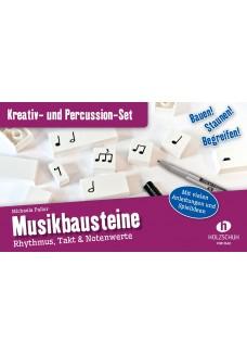 Musikbausteine, Kreativ- & Percussion-Set