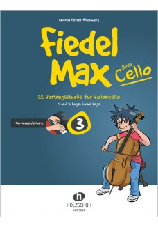 Fiedel-Max goes Cello 3