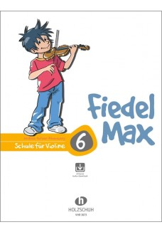 Fiedel-Max 6 Violine (mit Download)