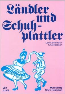 Ländler und Schuhplattler 2