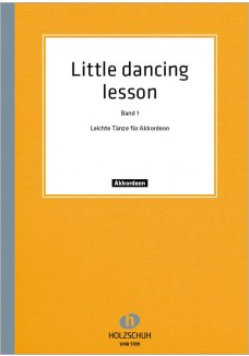 Little Dancing Lesson 1