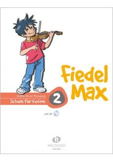 Fiedel-Max für Violine - Schule, Band 2