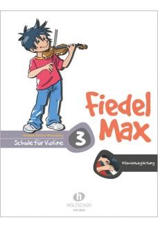 Fiedel-Max für Violine - Schule, Band 3