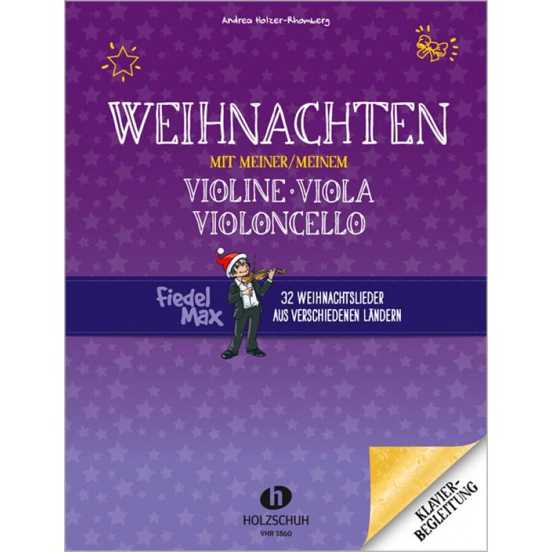 Weihnachtsessen Celle.Weihnachten Mit Meiner Meinem Violine Viola Vc Cello String