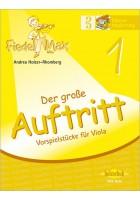 Der große Auftritt 1 Viola - Klavierbegleitung
