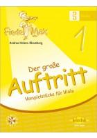 Der große Auftritt 1 Viola (mit CD)
